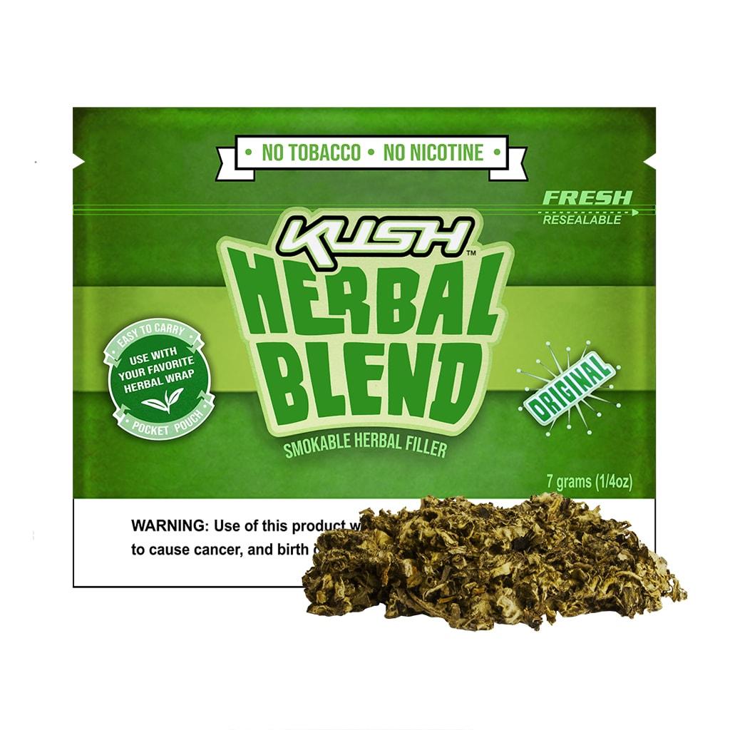 Kush Herbal Blend Mixer